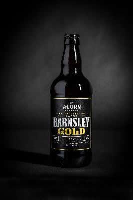 Barnsley Gold 500ml 12 Bottle pack