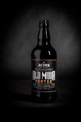Old Moor Porter 500 ml 12 bottle pack