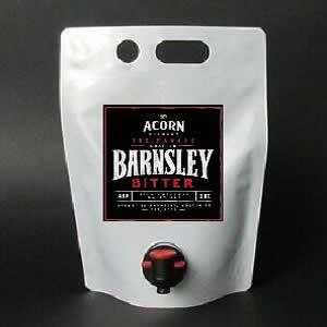 Barnsley Bitter 3 litre pouch