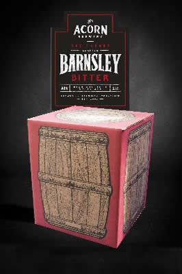 Barnsley Bitter 20 litre beer in a box