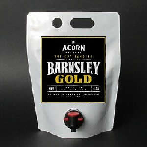 Barnsley Gold 3 litre pouch