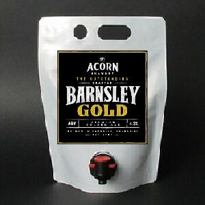 Barnsley Gold 5 litre pouch