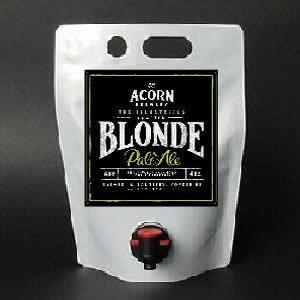 Blonde 3 litre pouch
