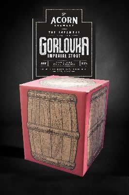Gorlovka 10 litre beer in a box