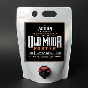Old Moor Porter 3 litre pouch