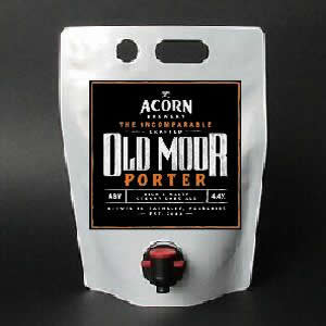 Old Moor Porter 5 litre pouch